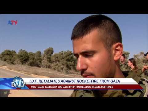 Your Morning News From Israel - Jun. 18, 2018.