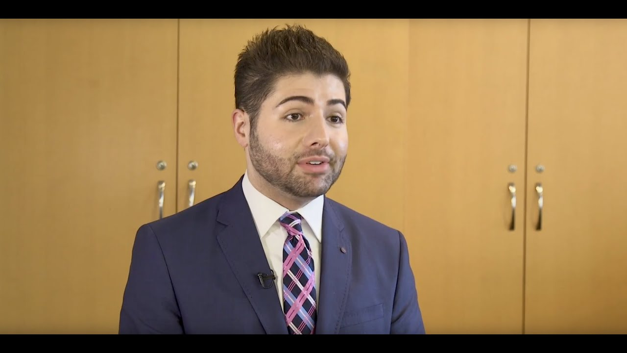 Benjamin Reiser: Hearing Impairment Doesn't Define Him