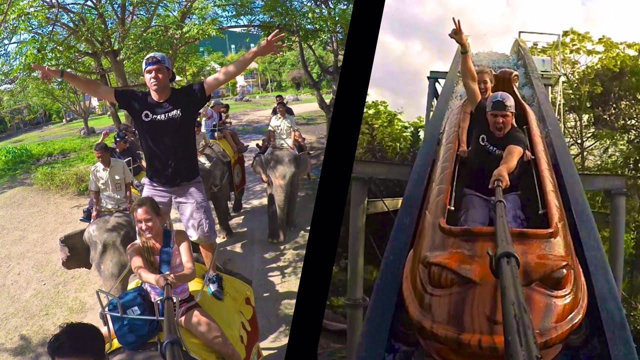 Bali Safari and Marine Park- In 4K - YouTube