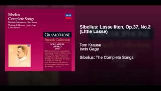 Sibelius: Lasse liten, Op.37, No.2 (Llttle Lasse)