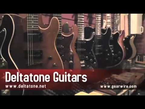 Deltatone Guitars At Andy's Music In Chicago