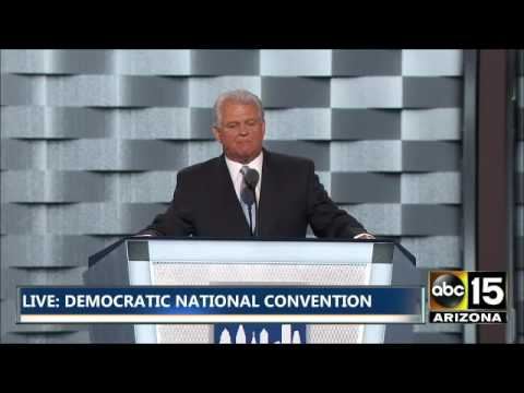 FULL: Rep. Robert Brady - Democratic National Convention
