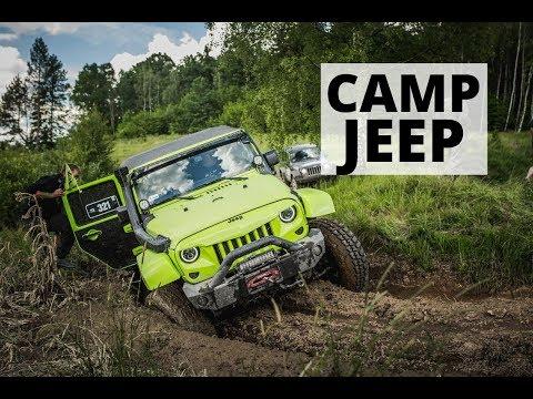 Camp Jeep Karkonosze 2017 - tak się bawią miłośnicy Jeepa!