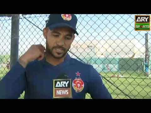 Jp Duminy shares his personal goals for the PSL