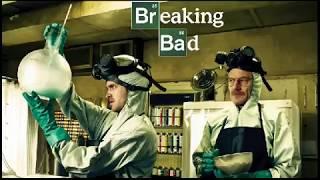 Breaking Bad | Во все тяжкие. Юмор про лазертаг :)