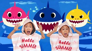 Baby shark song | sing and dance | Nursery rhymes & Kids song By LoveStar