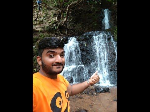 Valachil Falls Mangalore - Vlog#12 | Explore Tulunadu | BrinTechno