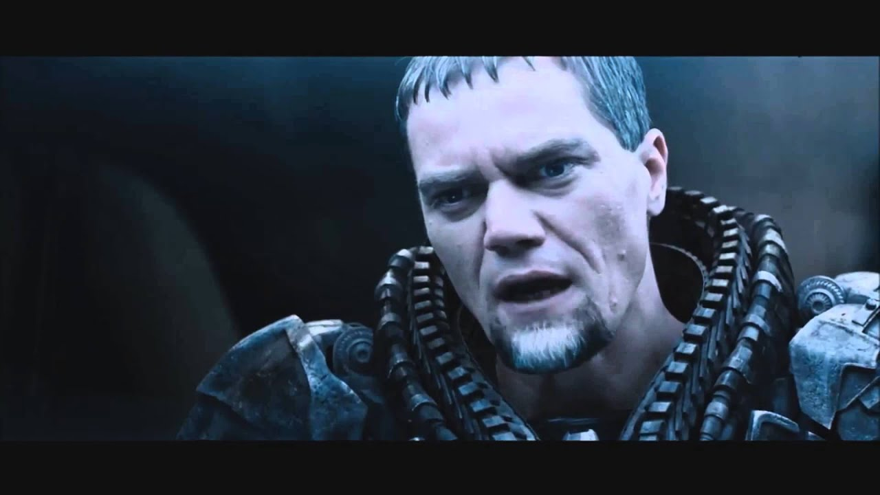 Man Of Steel - General Zod Trailerfan Made - Youtube-9521