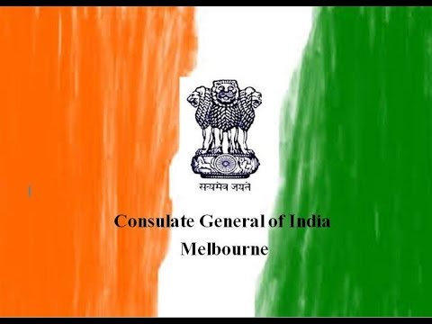 Renewal of Passport - CGI Melbourne