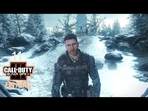 Call of Duty  Black Ops 3 : FIN : Vie - Walkthrough #11 - Fr
