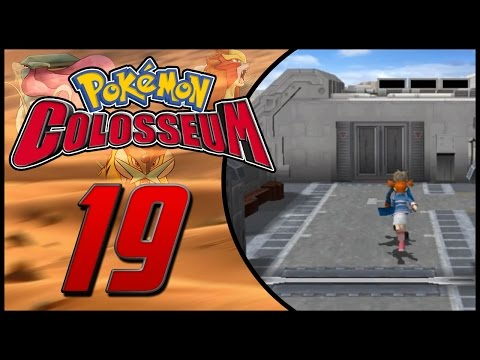 Auf zum Crypto-Pokémon Labor! - Pokémon Colosseum [Deutsch/German] #19