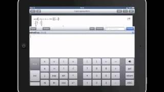 System af ligninger i PocketCAS