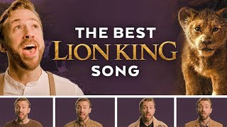 Can You Feel The Love Tonight ❤️ Disney's the Lion King 👑 (Acappella Style)
