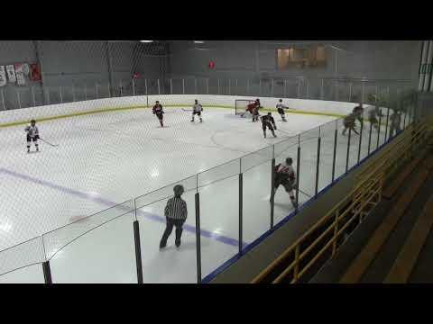 OHA Boys Bantam vs Ottawa Myers 2017 10 04