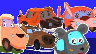 животных Звук песня | Мультфильм для детей
