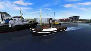 Ship Simulator 2008 - Vidéo démo