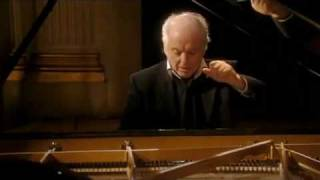 Barenboim plays Beethoven Sonata No. 9 in E Major Op. 14 No. 1, 1st Mov.