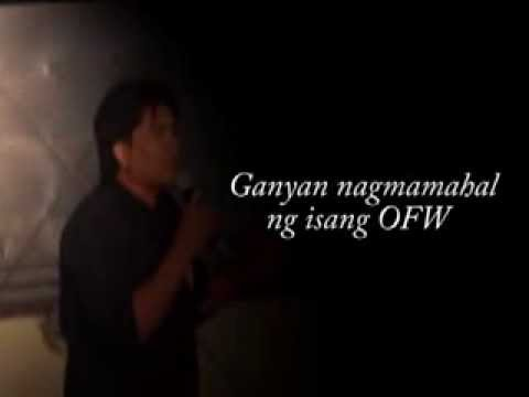 SONG FOR ALL OFW (Tune Of Pusong Bato)