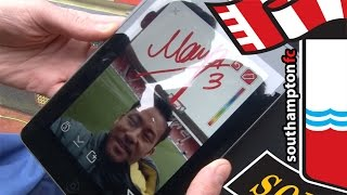 Video Gol Pertandingan Southampton vs Swansea City