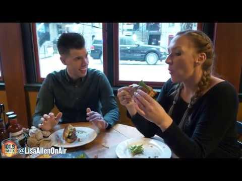 Jake Melnick's 8lb Monster Burger!