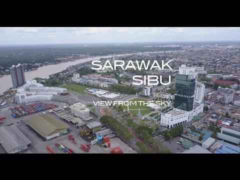 Sarawak Sibu by Dji Mavic Pro