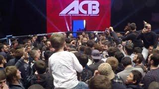 ACB 48. Абдул-Азиз Адбулвахабов VS Али Багов.  Закулисье спорта.