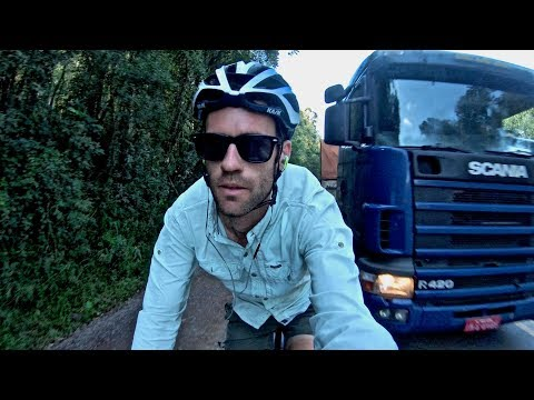 Exploring Brazil & Uruguay By Bike // CyclingAbout The Americas [EP.4]