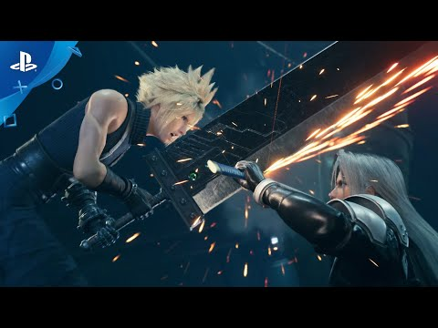 Final Fantasy VII Remake - Theme Song Trailer | PS4