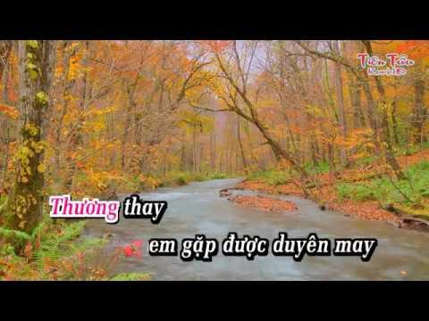 [ Karaoke ] Duyên Con Gái - Tuyết Vân Hà