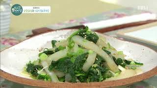 최고의 요리 비결 - 방영아의 삼겹살조림과 시금치 청포묵무침_#003 thumbnail