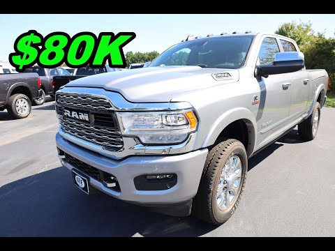 2019 Ram 2500 Limited Cummins: is it really worth 80k?