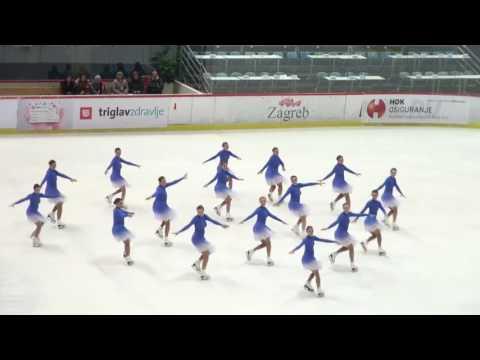 Sweet Mozart - Zagreb Snowflakes Trophy 2017 - Short Program