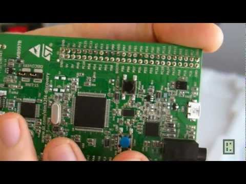 STM32VL STM32F4 Dyscovery boards much better than 8bit and LiFePO4 A123 Systems