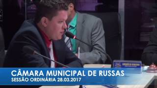 Rodolfo Nogueira - Requerimento verbal 28 03 2017