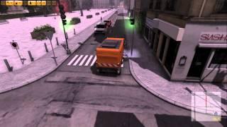 Kehrmaschinen-Simulator 2011 im Test bei Gamer-TV [HD] [Ger]