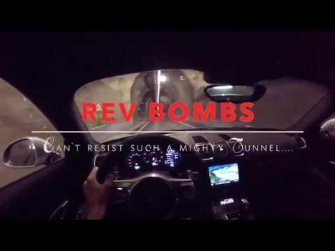 Rev Bombs - PSE - Porsche Cayman GTS