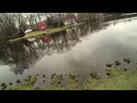 Bass And Pickeral Fishing At Silver Lake In NJ