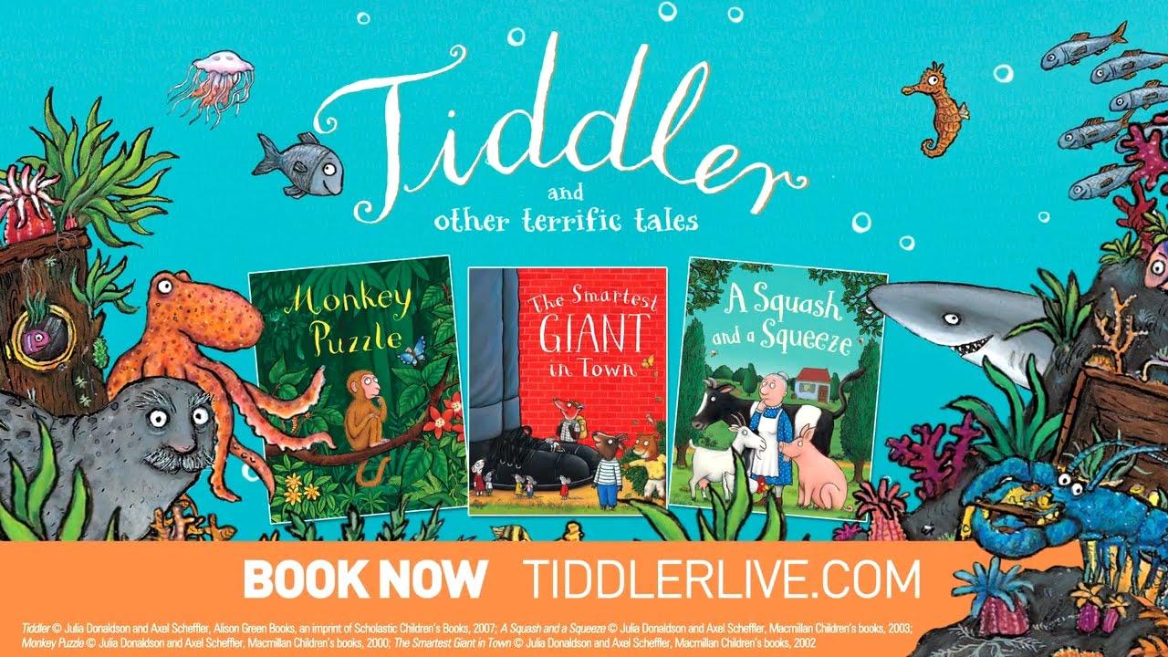 Tiddler Tour