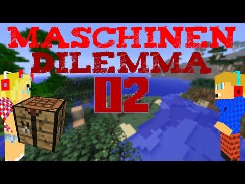 Maschinen Dilemma #2 [MC Modpack] [HD] [Deutsch] - Farming und Mining Turtle Fail