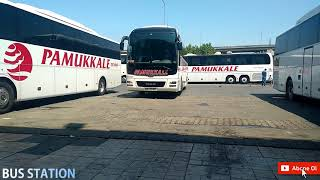 TOURLINER & MAN LİON'S COACH PERON YAPIYOR [HD] (PAMUKKALE SEYAHAT)