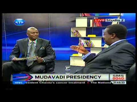 News: Mudavadi presidency.