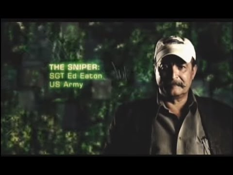 Ed Eaton - Army Of One   Sniper Deadliest Missions (Please read description)
