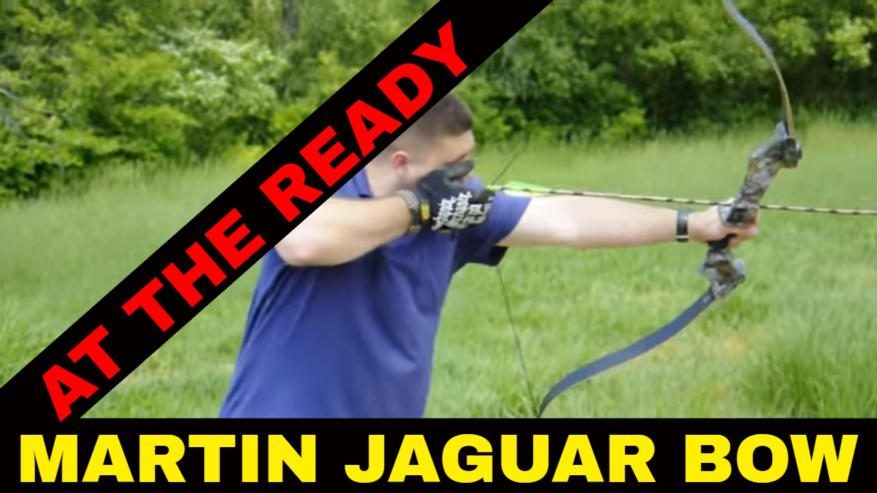 martin jaguar takedown recurve first look by at the ready youtube. Cars Review. Best American Auto & Cars Review