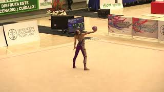 Camilla Feeley - Ball - Team/AA - 2018 Pacific Rim Championships