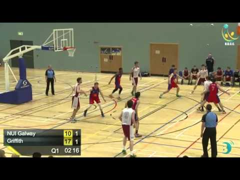 Intervarsities Basketball 2016 Men's A Division Final