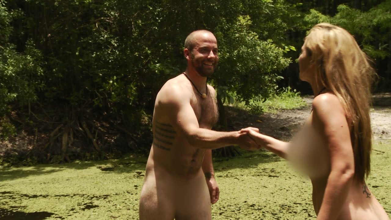 Oh Hey, Youre Naked  Naked And Afraid - Youtube-6811