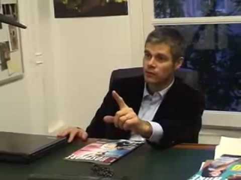 Interview de Laurent Wauquiez, plus jeune député de France