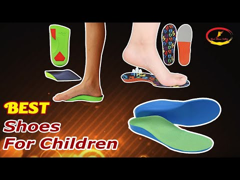 Top 10 best shoes for children with flat feet in 2020