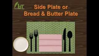 How To Set A Table Casual Dining