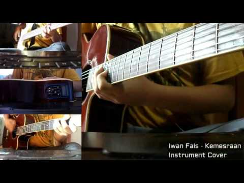 IWAN FALS - KEMESRAAN INSTRUMENT COVER by Lucky Ramdani